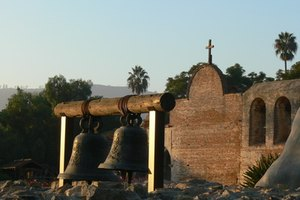 How to Make a Replica of Mission San Jose in California
