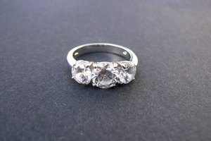 How to Remove the Scratches on My Cubic Zirconia