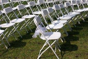 Chair Rental Agreement