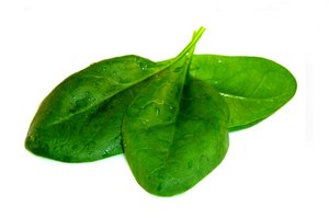 How to Cook Baby Spinach Leaves