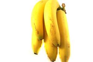 Índice glucémico de las bananas