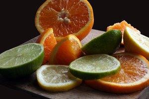 Alimentos con ácido cítrico