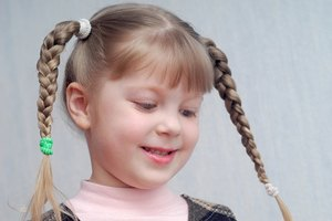 Home Remedies for a Child's Dry Hair