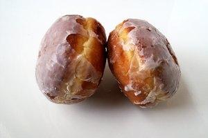 Las calorías en una dona Krispy Kreme