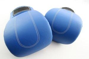 Entrenamiento de boxeo con la pera rápida