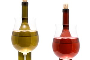 What Alcohol Proof Is Homemade Wine?