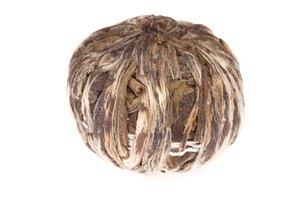 How to Make Flowering Tea Balls