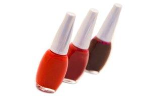 How to Get Fingernail Polish Off of a Mattress