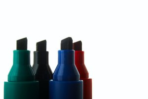 How to Recycle Dry Erase Markers