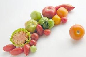 ¿Los tomates son altos en azúcar?