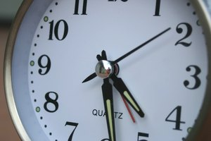 How to Stop a Clock From Ticking