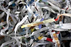How to Troubleshoot an Ativa Shredder