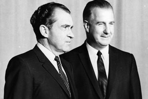 Who Was Richard M. Nixon's Running Mate?