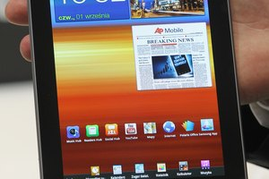 How to Remove Pop-Ups on a Samsung Galaxy Tab