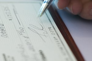 How to Put a Lien Against a Checking Account