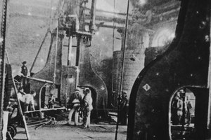 What Were the Work Conditions in American Factories in 1900?