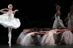 La dieta de una bailarina de ballet profesional