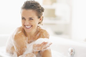 How to Make the Smell of Body Wash Stay