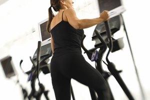 ¿La elíptica puede ayudar a tu trasero?