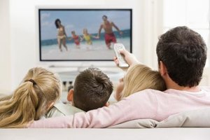 You can enjoy time watching TV with your family by making good program selections.