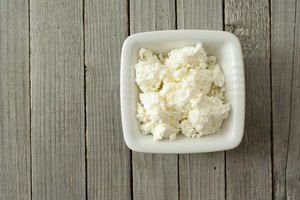 Ricotta Cheese Substitute