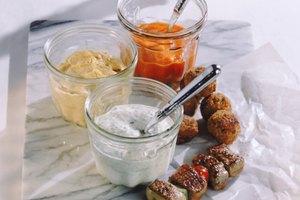 Cómo comer el hummus para adelgazar