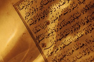 What Are Some of the Sacred Objects in Islam?