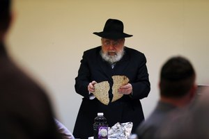 What Is the Symbolic Meaning Behind the Afikomen for the Jewish Passover?