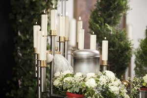 Catholic Procedures for Burying Cremated Remains