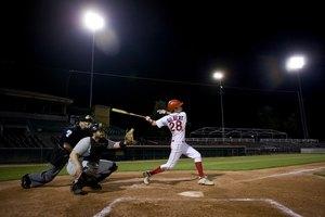 Ejercicios para mejorar mi swing de béisbol