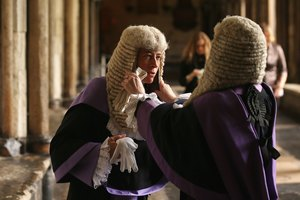 Why Do They Wear Wigs in Court?