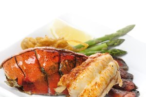 How to Clean a Lobster Tail