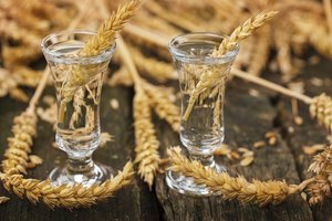 Which Liquors Are Made From Wheat?