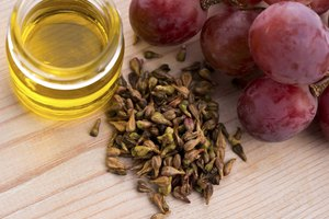 Side Effects of Grape Seed Oil and Extract