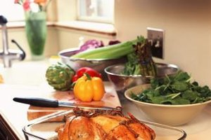 Vary seasonings to make baked chicken an interesting menu staple.