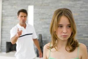 Yelling will make your estranged child pull further away from you.