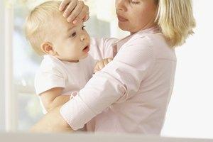 Fiebre normal durante la dentición en los bebés