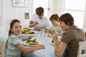 Encourage healthy eating habits by involving kids in meal planning.