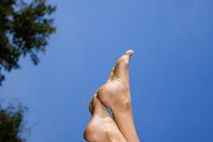 Cómo deshacerte de una espinilla sobre tus pies