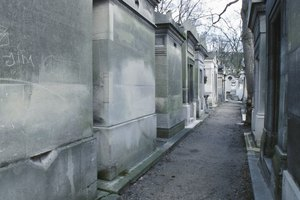 Can a Jew Be Buried in a Mausoleum?