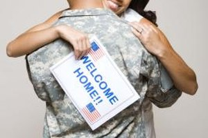 With certain information, most branches of the military will provide you with the location of a soldier.