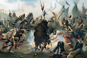 What Factors Gave the American Army Decisive Advantages When It Went to War Against the Indians?