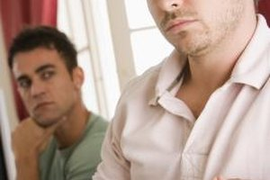 Ask your husband to remain cordial toward your brother for the sake of the family.
