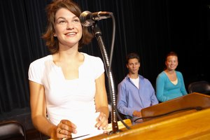 Tips on Effective Public Speaking for the Eighth Grade Level