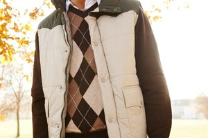Preppy Men's Styles