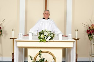How to Fold a Catholic Altar Cloth