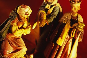 What Are the Three Gifts Given to Baby Jesus?