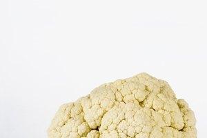¿Puede la coliflor causar dolores de estómago?