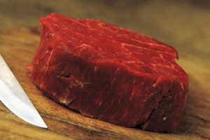 Always check steaks for freshness by testing their odor and texture.