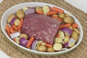 Slow cookers are ideal for transforming a tough cut of meat into a tender dish.